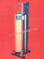 Portabobina vertical enrollador medidor