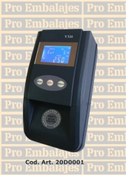 Detector Billetes Cod. 20D0001