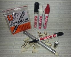Rotuladores industriales y Sprays para estarcir y marcar
