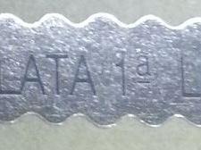 PLATA 1ª LEY