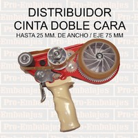 Distribuidor doble cara