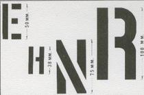 Proembalajes tamaños de letra normalizados